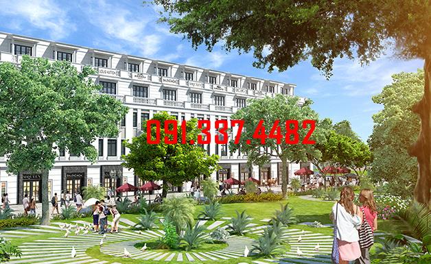 Tận hưởng cuộc sống xanh tại dự án Sunshine Wonderland Phú Thượng Nam Thăng Long