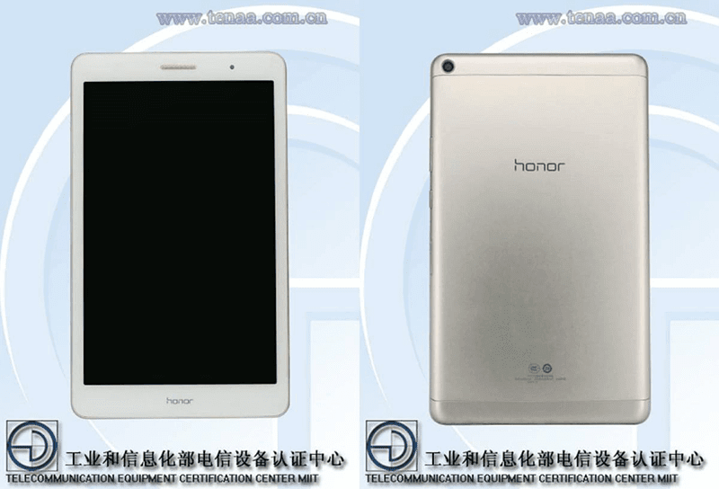 In a recent TENAA certification listing inwards Red People's Republic of China Huawei MediaPad T3 With LTE Spotted At TENAA