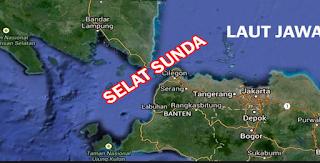 ng menghubungkan pulau Jawa dan Sumatera d Kabar Terbaru- SELAT SUNDA