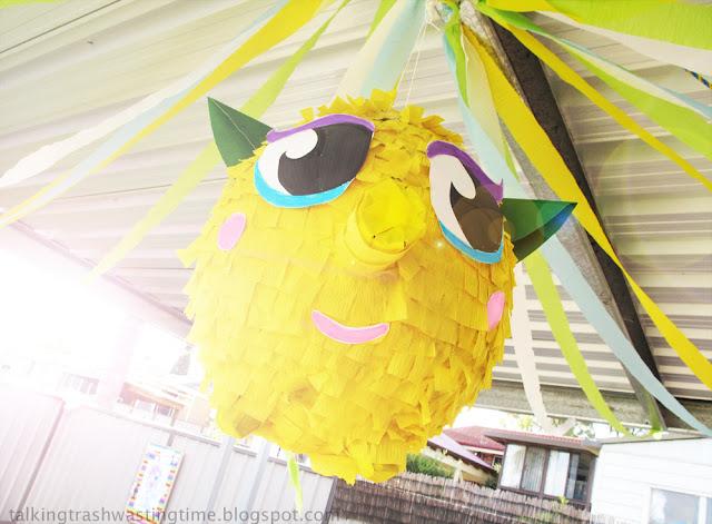 Moshi Monster Party Pinata