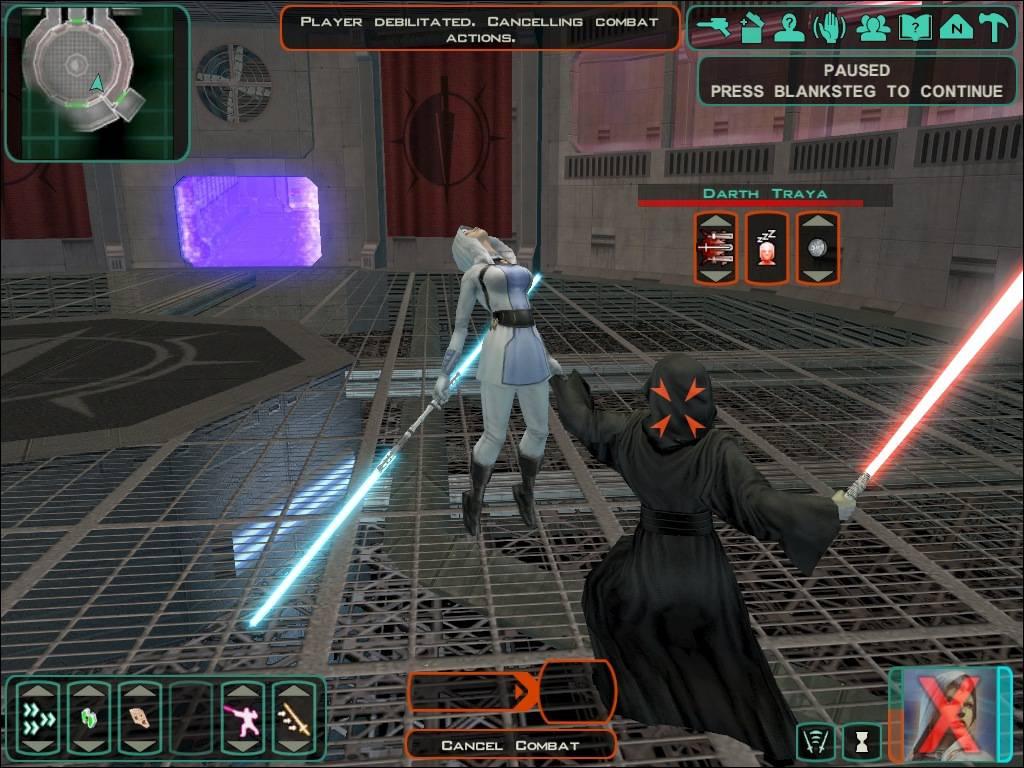 Combat Simulation Arena