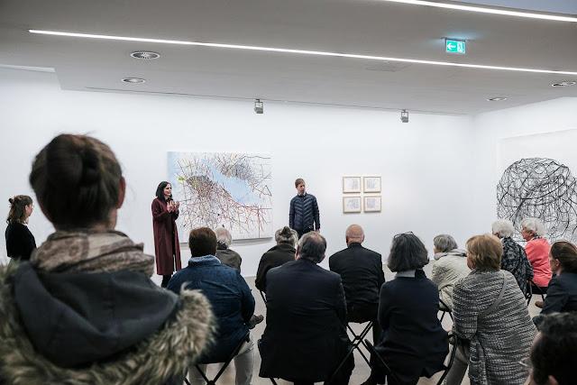 Renata Jaworska, Prof. Robert Fleck, Kunstakademie Düsseldorf,  Renata JAworska