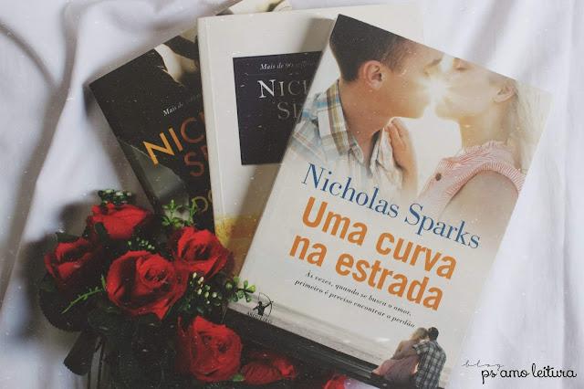 Livros do Nicholas Sparks
