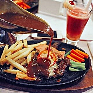 BonCafe Steak