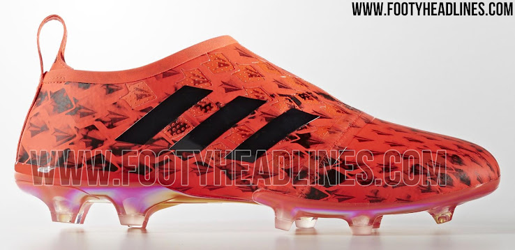 809803b0ee67 This is the red and black colorway of the totally new Adidas Glitch boots.
