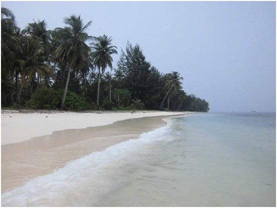 Merambah Pulau Karang Eksotis di Tapanuli Tengah