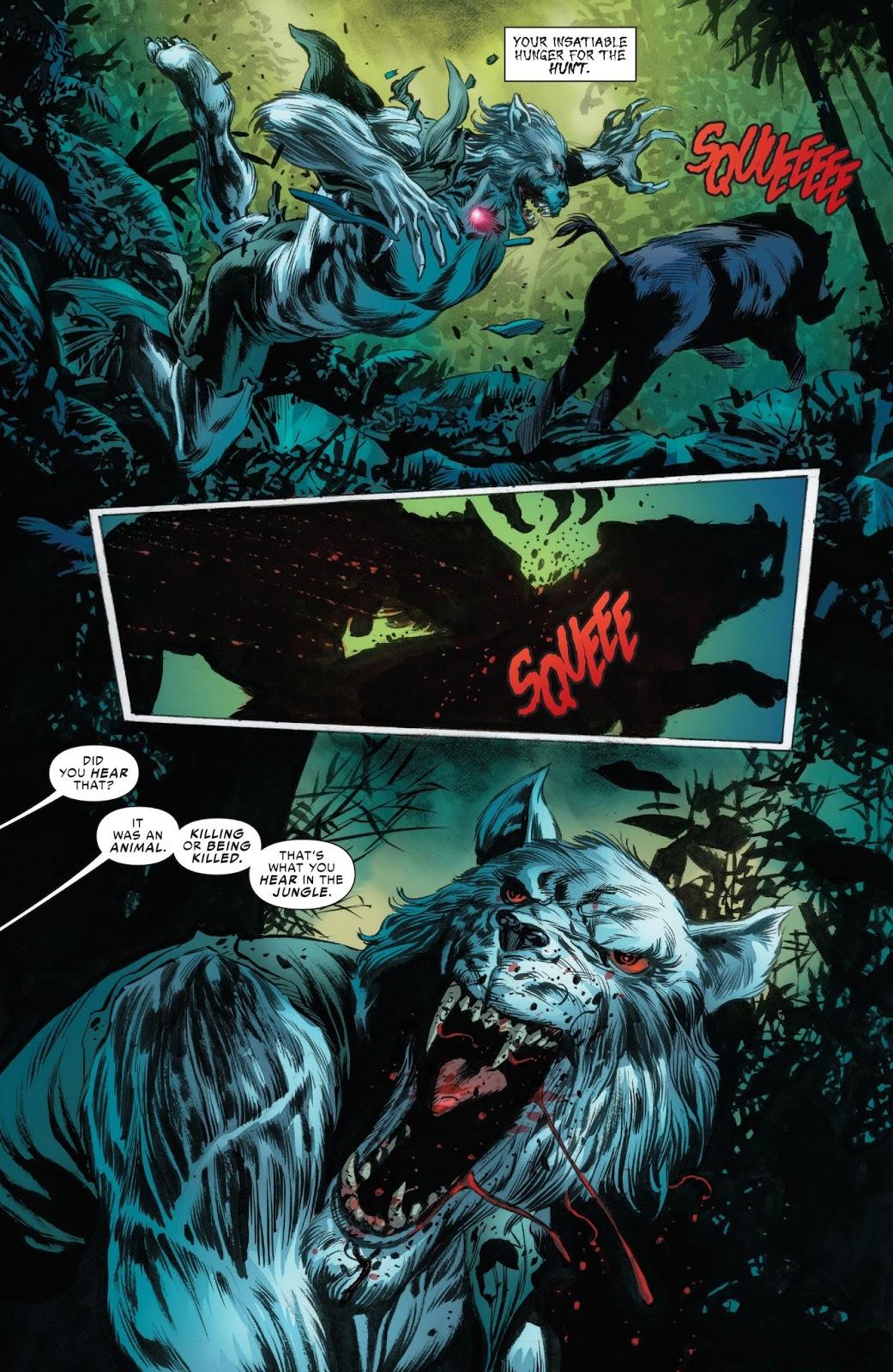 Impreg Comics Best weird science dc comics: carnage #14 review - marvel monday