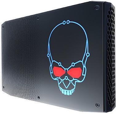 Configuración MiniPC potente por 1200 euros Intel NUC NUC8i7HVK
