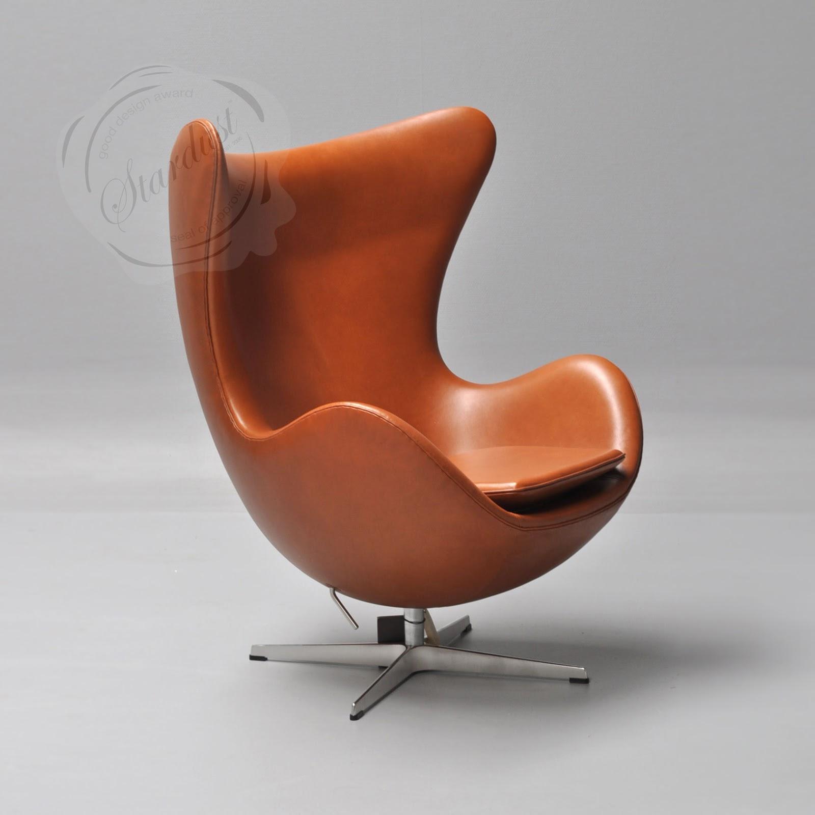 egg fritz hansen leather chair. Black Bedroom Furniture Sets. Home Design Ideas