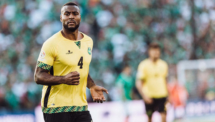 the latest ec9bf df973 Umbro Becomes Jamaica Kit Supplier - Footy Headlines