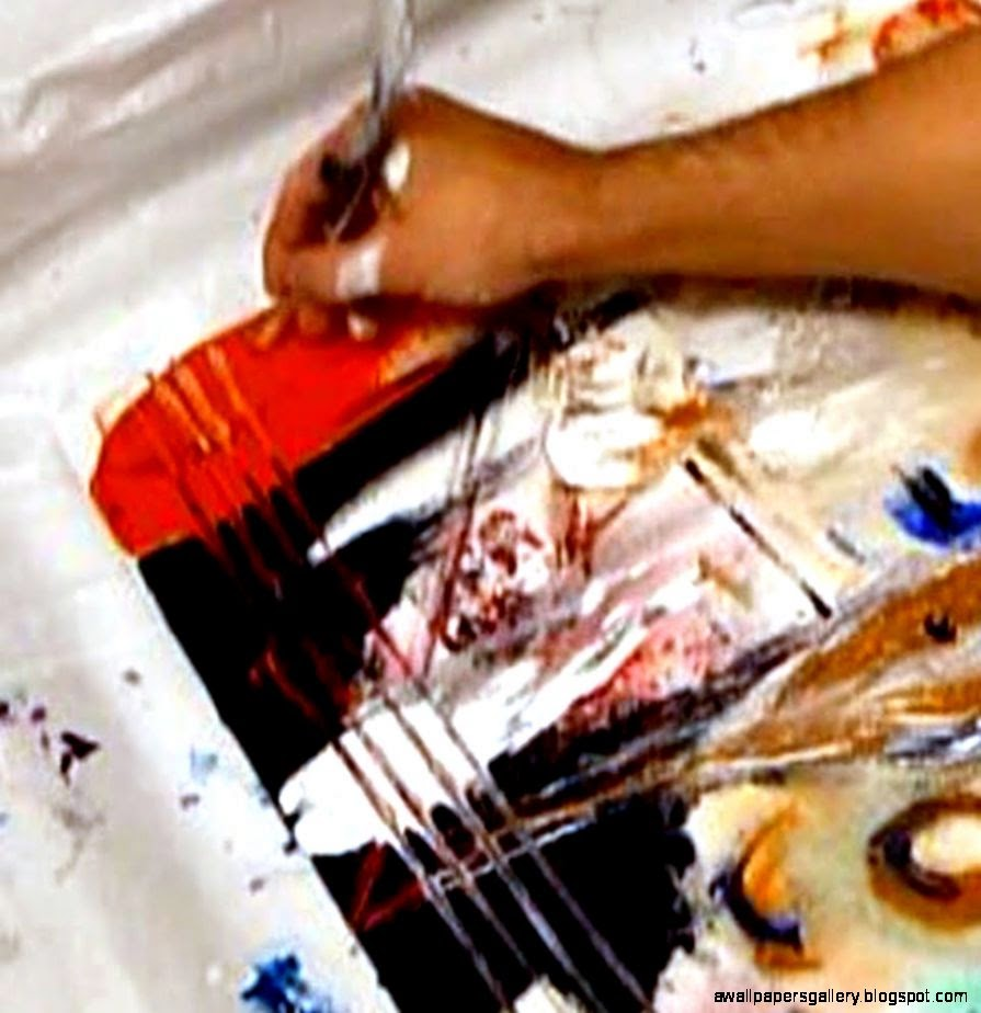 Abstract Art Painting Ideas Techniques Tips Tricks and Tools at