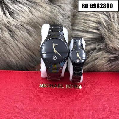 Đồng hồ cặp đôi Rado RD Đ982800