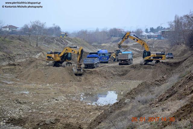 """Συμπληρωματική κατάθεση για το θέμα του αμμοχάλικου του ποταμού Πέλεκα από τον Σύλλογο """"Πρωτοβουλία για τον Πέλεκα"""". (ΒΙΝΤΕΟ)"""