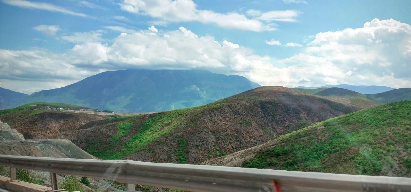 Kosovo mountains