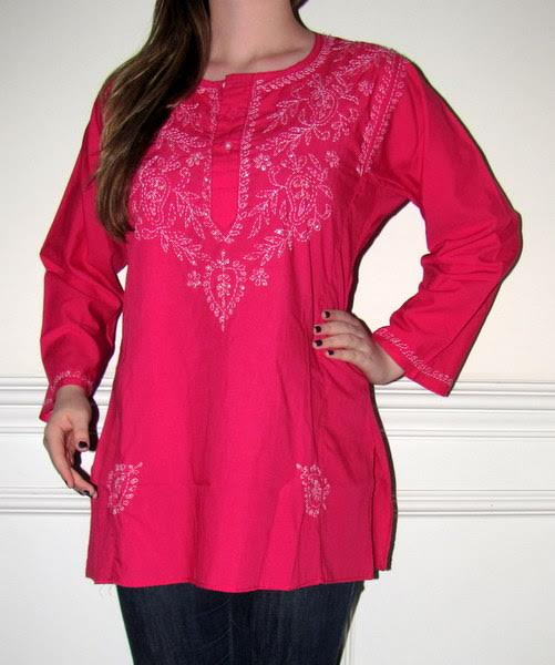 cotton tunics with leggings a suitable option for all