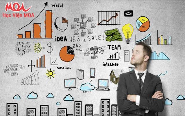 Nhân Viên Marketing Online Làm Những Công Việc Gì?