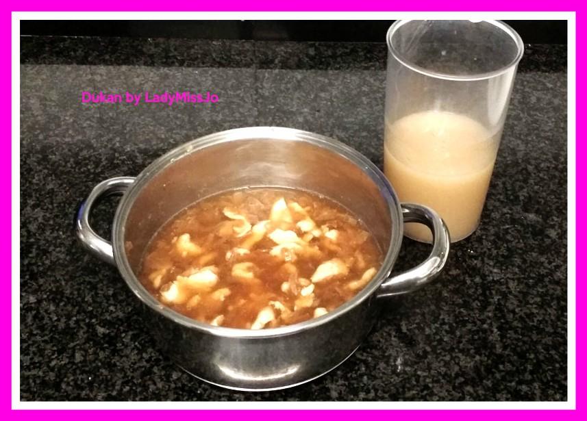 El diario de mi dieta dukan by lady missjo for Cocinar konjac