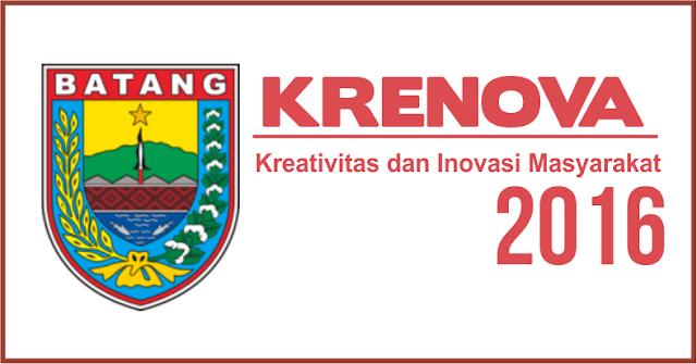 Event: Batang | KRENOVA (Kreativitas dan Inovasi Masyarakat) Tingkat Kabupaten Batang Tahun 2016