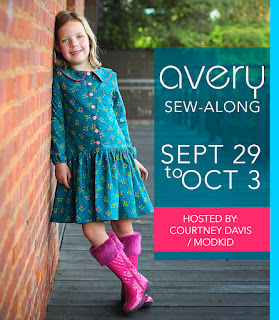Avery Sew-Along