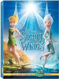Tinker Bell Secret of the Wings (2012)