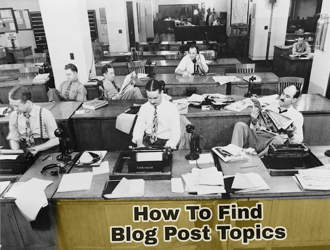 Blog Par post Likhne Ke Liye Topic Or Ideas Kaha Se Laye