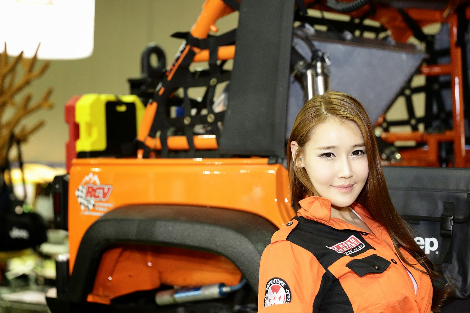 Lee Hyo Young - Sports & Leisure Fair