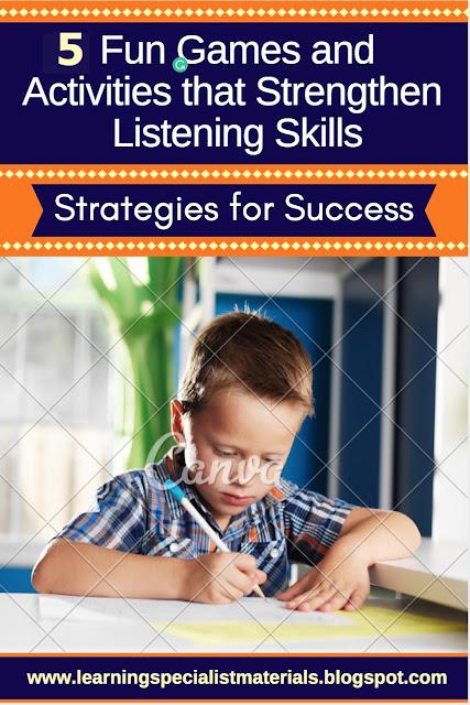 teach listening