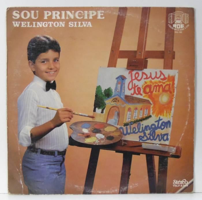 Wellington Silva - Sou Pr�ncipe 1991