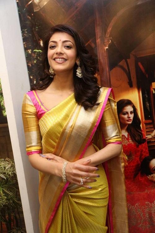 Kajal Agarwal Launches Trisha Designer Store