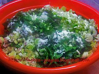 Σπανακόπιτα με πράσα - από «Τα φαγητά της γιαγιάς»