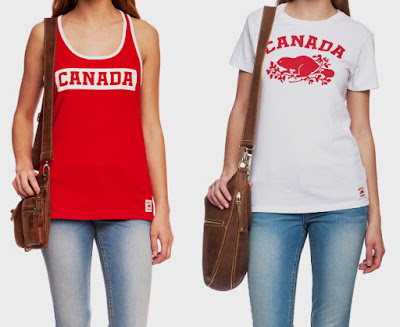 Celebrate Canada Day Style Roots Fashion
