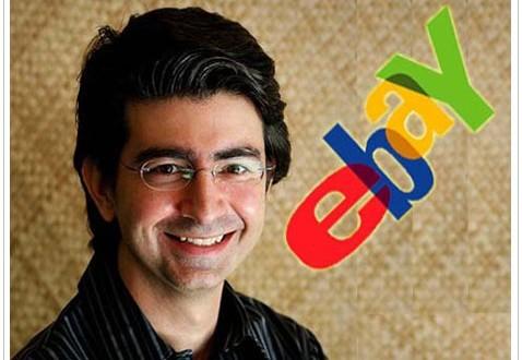 Pierre Omidyar - Kisah Sukses Pendiri eBay.com