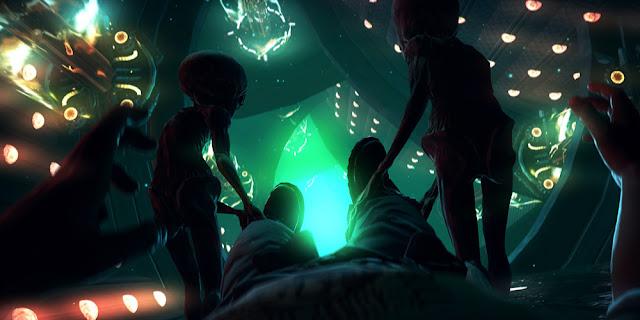 Resultado de imagen para El extraño fenómeno de abducciones extraterrestres