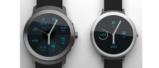 У мережі з'явився дизайн смарт-годинника Google