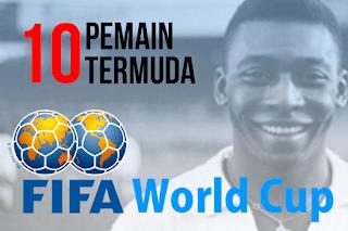 Rekor Pemain termuda pada Piala Dunia