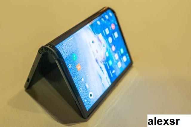 شركة صينية غير معروفة تطلق أول هاتف ذكي قابل للطي FlexPai