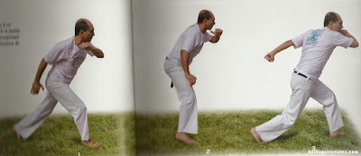 Passape (Pah-sah-pay) teknik gerakan dasar capoeira - berbagaireviews.com