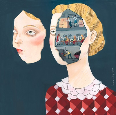 """Head"" - Helena Perez Garcia 
