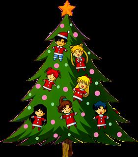 Mina, Lita, Amu, Rei y Serena