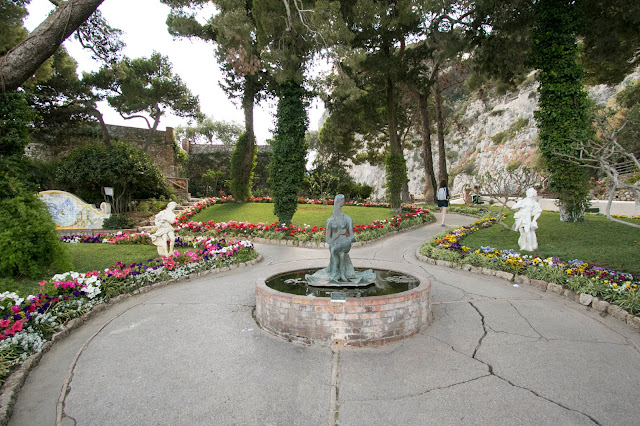 Giardini di Augusto-Capri