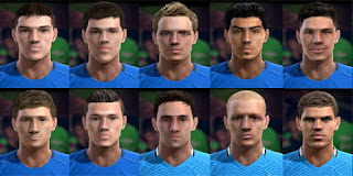 Facepack Dinamo Moscow + Zenit Pes 2013