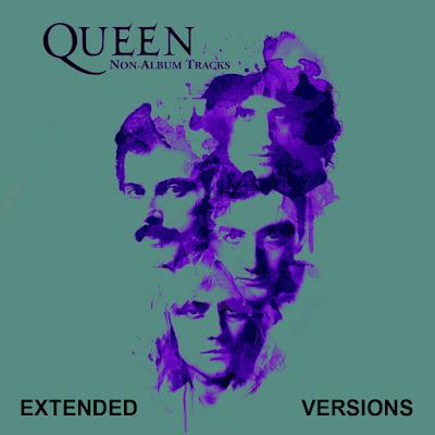 Queen - Canciones No En Discos (Extended Versions) Vol. I