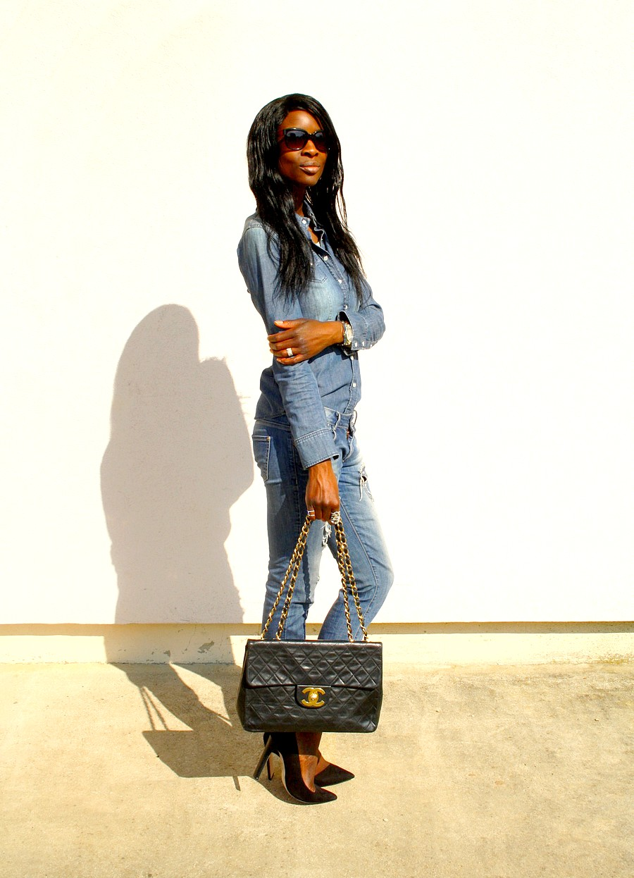total-look-jeans-sac-vintage-chanel-maxi-jumbo-blog-mode
