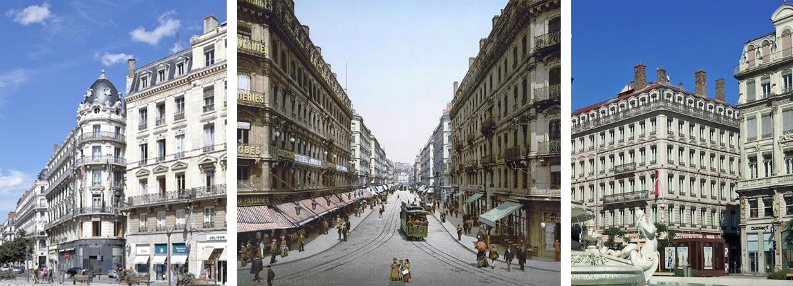 Visite guidée Les travaux du Second Empire à Lyon