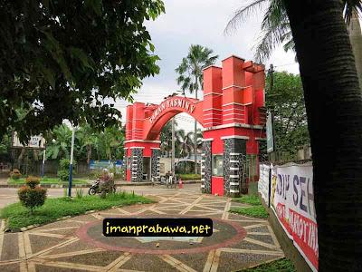 Taman Yasmin Sektor V Bogor