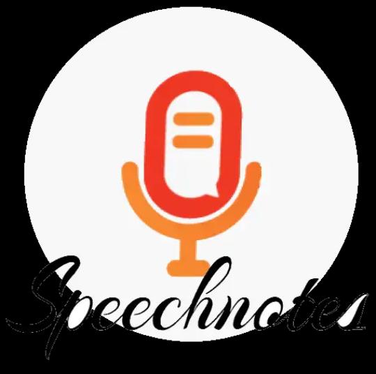Speechnotes – Speech To Text