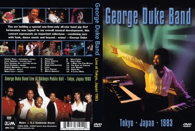 Breviant Music Collection George Duke Live In Japan 1983