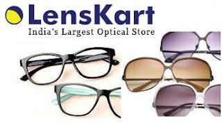 [Hurry!!] Flat Rs.500 OFF on Rs.1000 or above on Eyeglasses / Sunglasses @ Lenskart