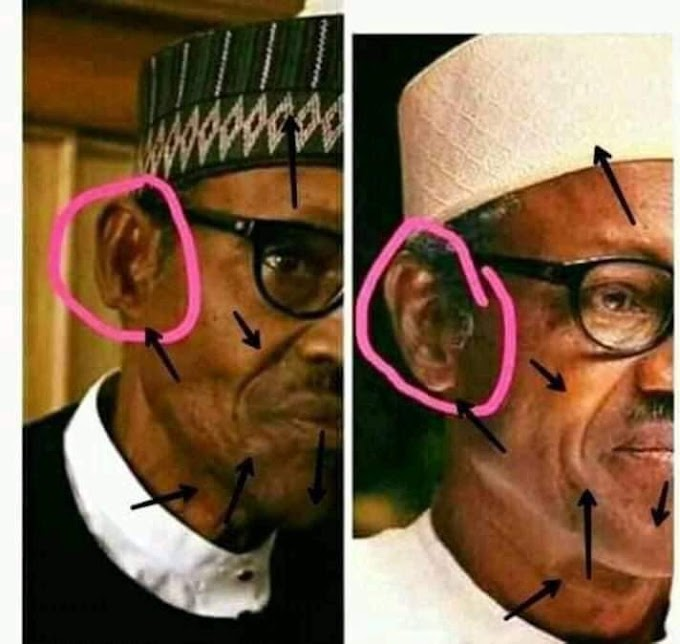 The man in Aso Rock is Jubril of Sudan not @MBuhari – Nnamdi Kanu Reveals ( SEE PHOTOS)