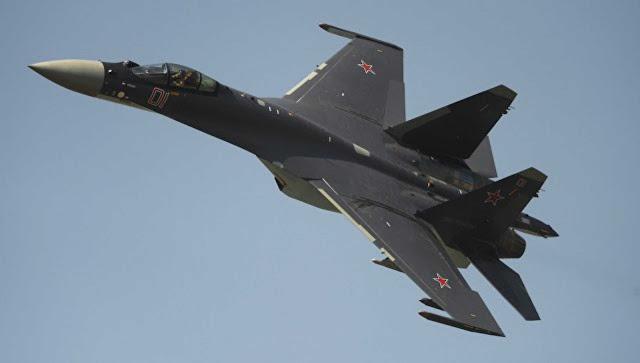 Rusia membahas pengiriman Su-35 Indonesia kemungkinan secara kredit